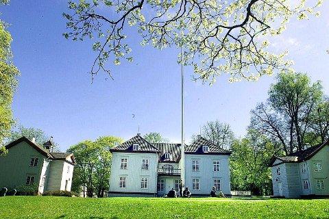 GRUNNLOVENS VUGGE: Visit Greater Oslo håper flere legger ferien til Ullensaker.  Foto: Tom Gustavsen