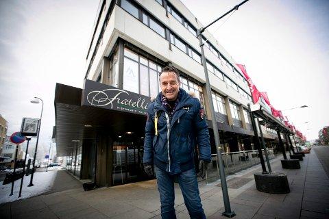 Per Ivar Hansen kjøper Fratelli.