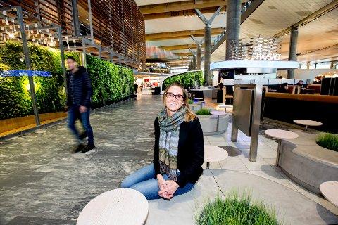 BERIKELSE: HR-sjef i SSP, Karoline Boug, opplever bare fordeler med mange forslkjellige nasjonaliteter blant sine ansatte.