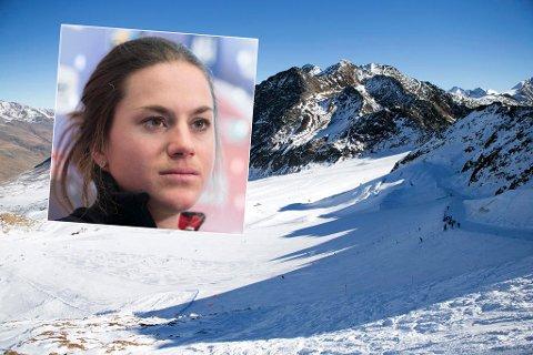 BLIR HJEMME: Heidi Weng er ikke på plass i Val Senales høsten. (NTB Scanpix)