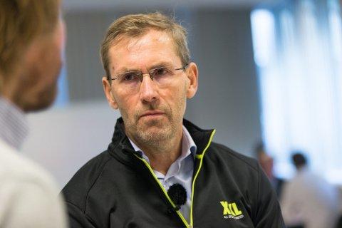 TAR OVER: Ulf Bjerknes blir ny toppsjef i XXL. Foto: Paul Weaver