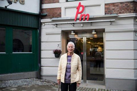 KONKURS: Kleskjeden PM Retail AS er konkurs og gavekortet til Bodil Andersen (80) er ugyldig.