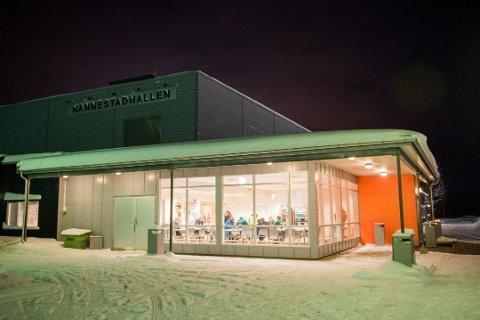 NY SVØMMEHALL: I 2022 skal den nye svømmehallen i Nannestad stå ferdig. Den vil komme i tilknytning til Nannestadhallen.