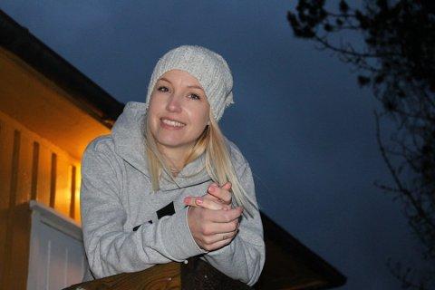 BORTE BRA: – Jeg tror dette blir en fantastisk julaften, selv om det ikke blir hjemme hos meg, sier Vibeke Sletta.