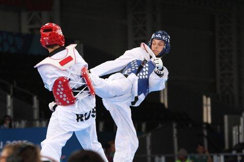 KANDIDAT 12: Taekwondoutøver Richard André Ordemann fra Moreppen. FOTO: NORGES IDRETTSFORBUND