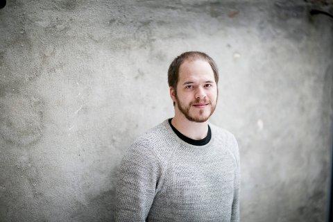 Sterk opplevelse: Lars Henrik Rytter Øberg beskriver filmen «Utøya 22. juli» som brutalt fin.