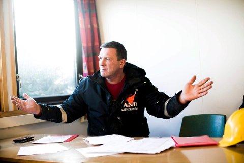 FORTVILER: Arnas Burneika mener Sørum kommune må ta større ansavr for at han og foretaket hans ikke får oppgjøret de har krav på. (Foto: Lisbeth Andresen)