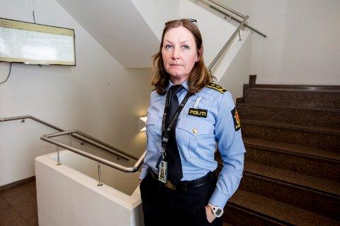 Fare for bevisforspillelse: Aktor: Kristine Kjær fikk medhold i sitt ønske om varetektsfengsling i fire uker med brev- og besøksforbud.