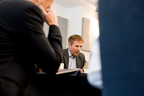 SLUTTER: Rådmann Paul Glomsaker i Nannestad slutter i jobben.