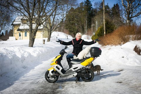 KRITISK: Lise Askvik er kritisk til hvordan den nye gebyrordningen blir håndtert.