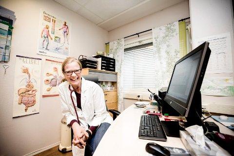 ETTERTRAKTET: – Det er bra hvis jeg kan bidra til noe positivt for andre og gi motivasjon til hvordan man driver, sier Berit Rimstad.