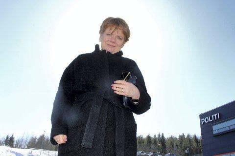 Føler seg overkjørt: Lørenskog-ordfører Ragnhild Bergheim frykter for detr forebyggende politiarbeidet i kommunen framover. Foto: Torstein Davidsen