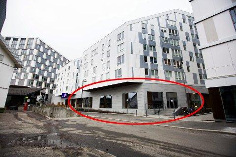 FLYTTER INN: Adidas flytter fra Oslo og åpner stor butikk i Lillestrøm.