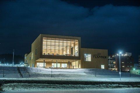 KONTROLL: Nittedal manglet kontrollrutiner dag kulturhuset «Flammen» ble bygd. Nå er overordnet strategi i emning.
