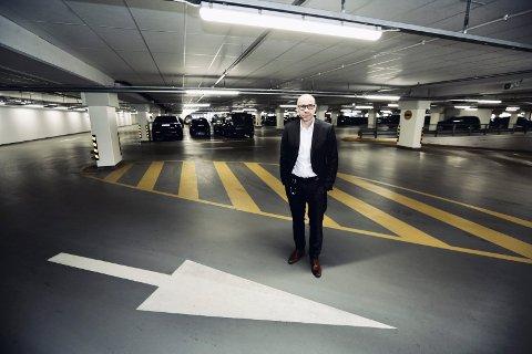 PROVOSERT: Ullensaker-ordfører Tom Staahle liker dårlig at byrådet i Oslo prøver å blande seg inn i sentrumsutviklingen i Jessheim.