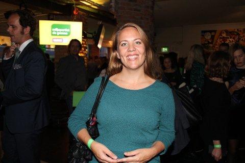 VIL HA EKSTRA STILLING:  fylkestingsrepresentant for Akershus MDG, Kristin Antun er misfornøyd med vedtaket.