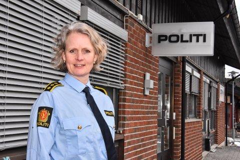 Lensmann Hilde Hognestad Straumann i Aurskog-Høland.