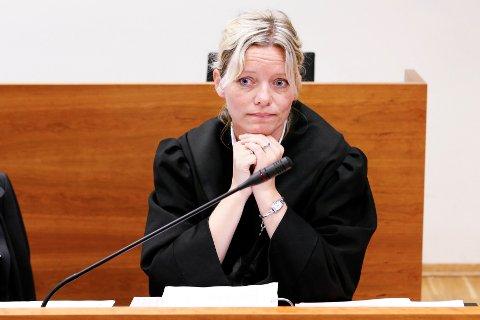 ALVORLIG: – For mitt vedkommende er dette den mest alvorlige familievoldssaken jeg har sett, sier statsadvokat Asbjørg Lykkjen.