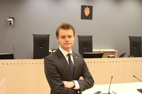 Peter Frølich, stortingsrepresentant for Høyre og justispolitisk talsmann.