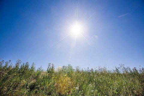 Det blir fortsatt sol over Romerike.