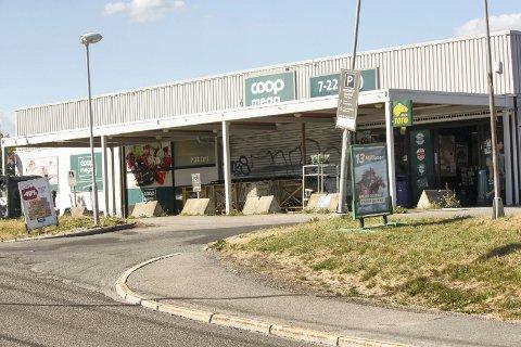 Nedslitt: Butikken har nærmest blitt en skamplett for kjeden. Nå stenger de dørene. FOTO: HÅVARD SÆLE