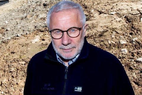 MER OPTIMISTISK: Jostein Skjefstad, daglig leder i Univann, er større optimist nå enn han var tidligere i sommer.