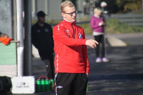 EXIT: Ørjan Heiberg føler tiden er inne for nye utfordringer og forlater Fu/Vo etter at kontrakten hans går ut 1. november. Den unge treneren har foreløpig ikke vært i kontakt med andre klubber, men er selv delaktig i hvem som tar over Fu/Vo-roret etter sesongen.