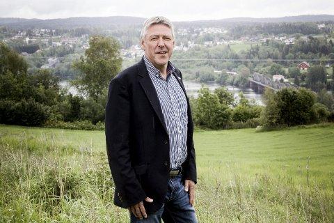 GIR SEG: Fet-ordfører John Harry Skoglund (Ap) varsler nå at han trekker seg fra lista og gir seg som lokalpolitiker etter høstens valg.