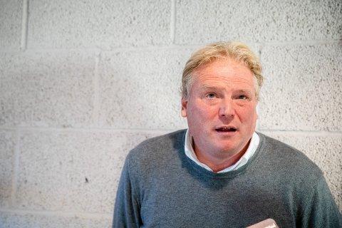 VARSLER ENDRINGER: LSK-trener Jörgen Lennartsson vil forandre på laget før kampen mot Bryne. FOTO: NTB SCANPIX