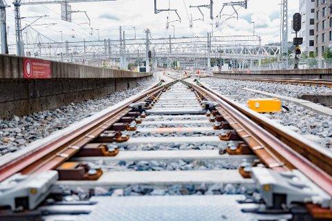 CargoNet sliter med å drive lønnsom og effektiv godstrafikk på jernbane, og varsler kutt. Illustrasjonsfoto: Krister Sørbø / NTB scanpix.Foto: ( NTB scanpix)