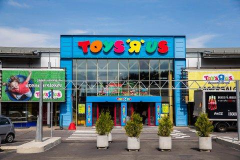 KONKURS: Eierne av Toys'R'Us og BR Leker i Norge er slått konkurs.