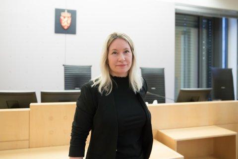 Advokat Silje Elisabeth Stenvaag representerer den tiltalte mannen.