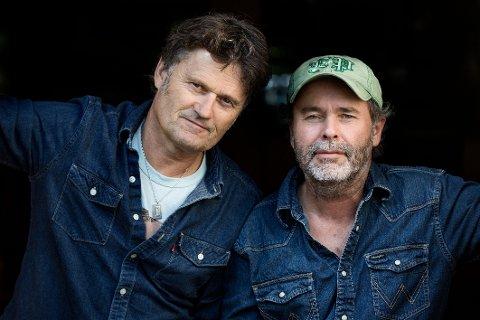 Kvitnes og Krebs har kjent hverandre i 30 år, og har samarbeidet på flere album og konserter.