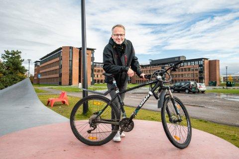 KLAR FOR KLIMAKONFERANSE: Lillestrøm-ordfører Jørgen Vik mener Lillestrøm bør være vertskap for FNs 25. klimatoppmøte i desember.