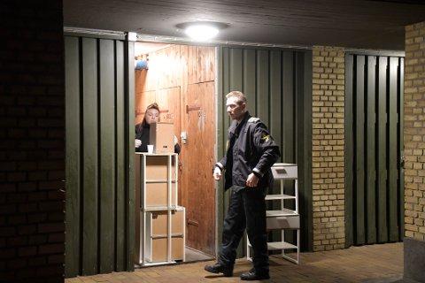 Den 11. december har gjennomførte politiet og PEt i Danmark en koordinert aksjon flere steder  forbindelse med mistanke om forberedelser til et terrorangrep.