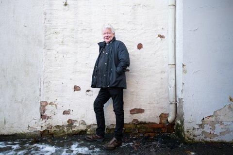Fra nyttår blir den svært polpulære Rælingen-ordføreren gjennom 12 år, Øivind Sand, pensjonist. Men det blir ikke noe liv i sofaen.Foto: Vidar Sandnes