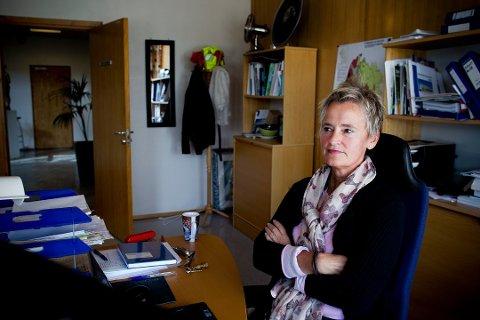 IKKE HELT FERDIG: Mette Gro Iversen skal ha deltidsstilling som rådgiver i Ullensaker kommune ut 2022.