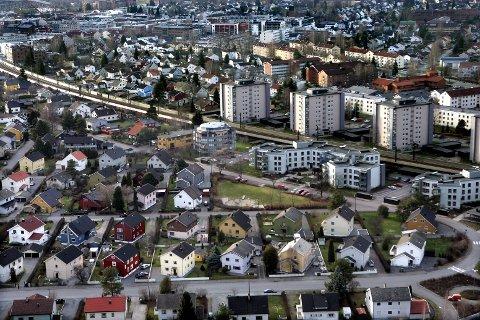 STADIG FLERE INNBYGGERE: Skedsmo er blant kommunene som vokser mye i antall innbyggere.