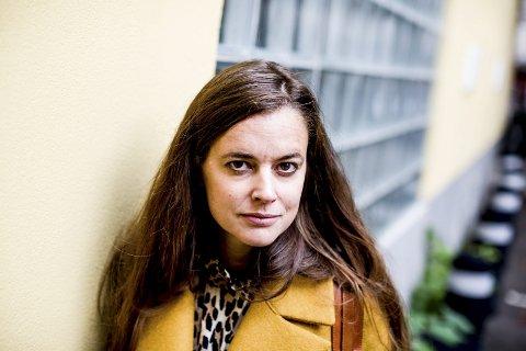 TRAKK SEG: Charlotte Frogner trakk seg fra «Operasjon sjøldisiplin» rett før den planlagte urpremieren t torsdag 14. februar.