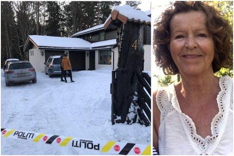 INGEN LIVSTEGN: Ikke siden 31. oktober har det vært livstegn fra Anne-Elisabeth Hagen.