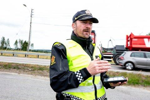 BER VARSLERNE GI SEG: UP-leder Stig Inge Bakken.