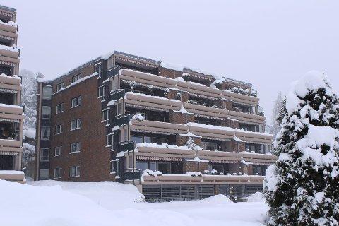 FET: Garderåsen terrasse 3, seksjon 34 er solgt for kr 5.490.000.