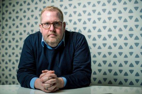BEKYMRET: Tor Bernhard Slaathaug er generalsekretær i stiftelsen Rettferd for taperne. Han er bekymret for utviklingen.