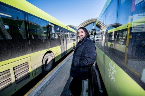 Rasisme, buss, bussjåfør