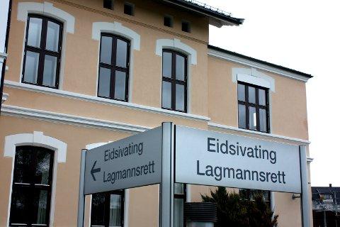 IKKE FORVARING: Lagmannsretten valgte fengsel framfor forvaring.