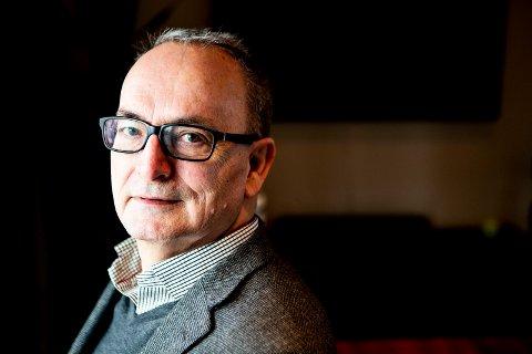 2019..02.27. Nannestad. Lars Rovik Ødegård hadde en svulst på 66 mm i lunga. Nå er den redusert til 16 mm ved hjelp av immunterapi. Case i forbindelse med årets Krafttak mot kreft som handler om krefttyper med lav overlevelse.