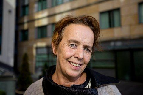 VIL INVOLVERE: – Et eventuelt nytt navn må være forankret hos innbyggerne, sier varaordfører Vivian Wahl (Sp).