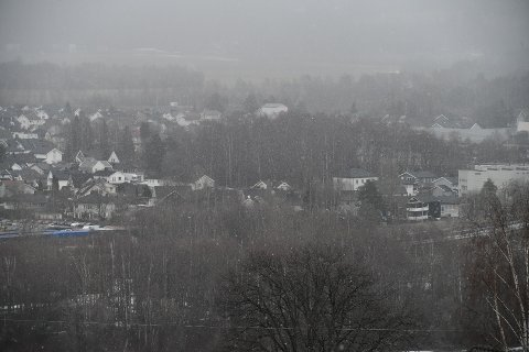 SNØ: Er dette vinterens siste krampetrekning?