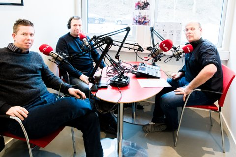 NY PODKAST: «Tullball» med RBs Per Morten Sødal, Tom Nordlie og RBs sportsleder Morten Svesengen.
