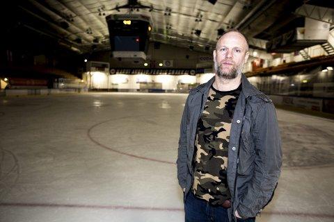 Retur? Kenneth Larsen er sterkt ønsket som ny trener i Lørenskog, klubben han måtte forlate etter lisenstapet i fjor. Foto: Tom Gustavsen
